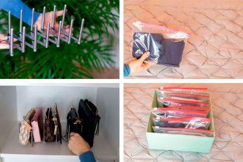 14 гениальных идей организации хранения вещей