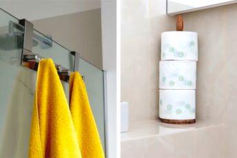10 лайфхаков преображения ванной: используем пространство по максимуму