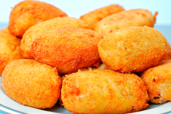 Пирожки без муки «Картофельные пальчики». Они не успеют даже остыть