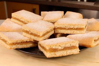 Постный пирог с яблочной начинкой: вы будете делать его снова
