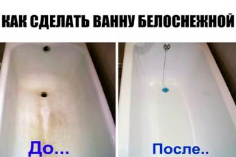 Как быстро отмыть любые загрязнения в ванной: всего 3 простых шага