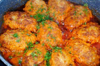 Рецепт мясо-овощных котлет, которыми можно накормить на ужин всю семью