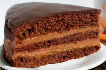 Торт «Прага»: вкусный и особенный