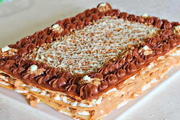 Торт «Шоколадная Маркиза»