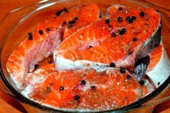 Солим рыбу (разную) вкусно! Лучшие способы приготовления