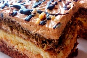 Торт «Мечта жизни»: любимый рецепт из моей кулинарной книги