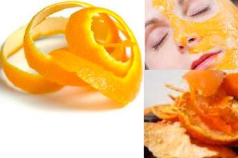 Как использовать апельсиновую кожуру для лучистой кожи