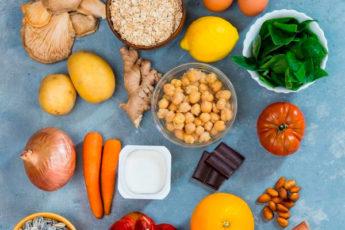 Укрепление иммунитета с помощью продуктов и витаминов