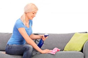 """Секреты уборки: как вывести """"сложные"""" пятна с одежды или мебели"""