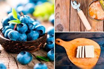 10 продуктов питания, которые просто обязаны быть в рационе каждой женщины
