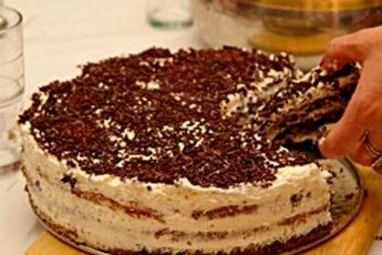 Самый быстрый и вкусный торт. Проверенный временем рецепт