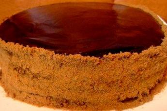 Шоколадный медовик «Дамский каприз». Всеми любимый торт!