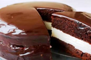 Шоколадный торт «Kinder Pingui»: неповторимый вкус!