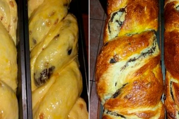 Кулич с орехами и какао: уникальный рецепт не требующий замеса