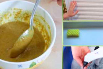 До зеркального скрипа отмываю любые поверхности на кухне используя самодельную пасту. Рассказываю как я это делаю