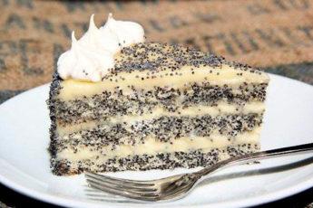 Нежный тортик «Царица Эстер»