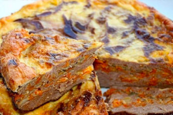 Печень по-царски — очень вкусное, нежное и сочное блюдо