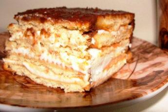 Вкуснейший торт «Итальянские мотивы»: вкусно и без выпечки!