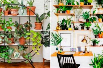 13 креативных идей подставок для цветов, которые вы захотите скопировать