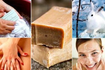 20 способов нетипичного использования хозяйственного мыла