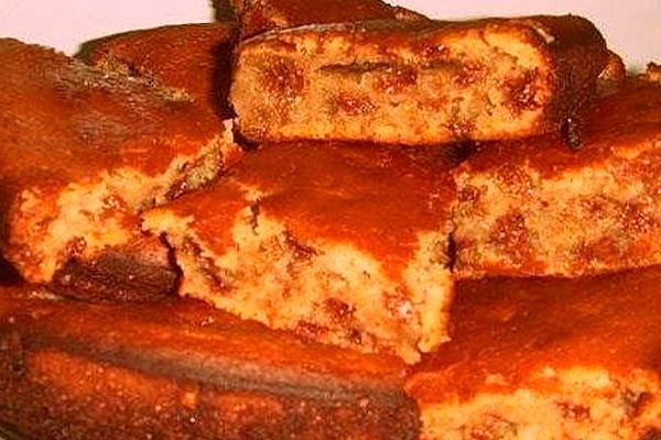 Очень быстрый пирог с вареньем: изумительно вкусный