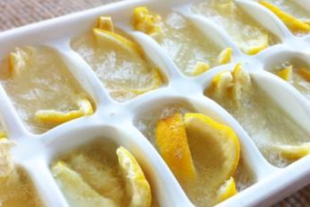 10 гениальных причин, почему нужно замораживать лимоны