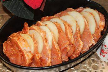 Настоящее королевское блюдо на праздничный стол