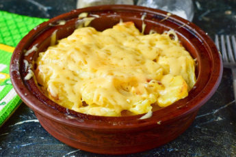 Аппетитный картофель по-царски с куриным филе: отменный обед или ужин
