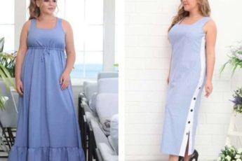 Платья, которые стройнят: 5 модных фасонов, корректирующих фигуру