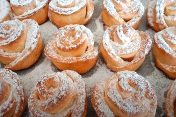 Творожное печенье «Розочки». Вкусно, красиво и бюджетно