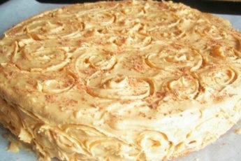 Торт из детства «Соня». Очень вкусный десерт