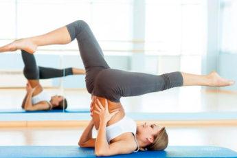 Комплекс упражнений от варикоза на ногах