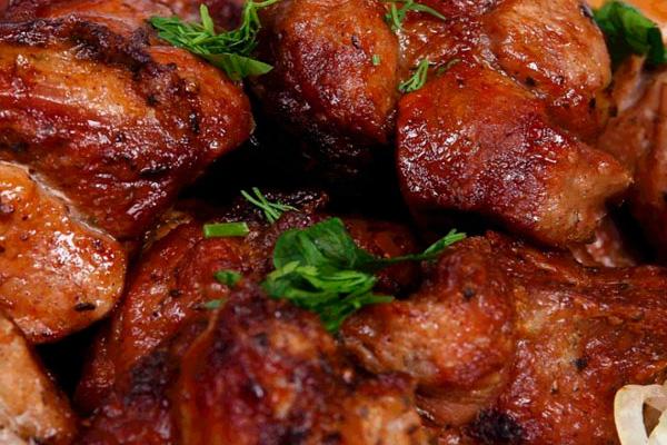Сочное и очень нежное мясо в духовке