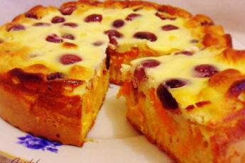 Фруктовый пирог «Мила»