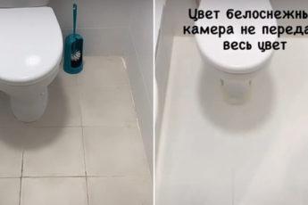Косметический ремонт в ванной, который интуитивно понятен и не сложен в повторении