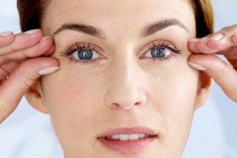 Маска для нежной кожи вокруг глаз: дарит эластичность и молодость