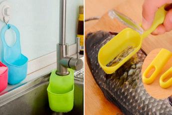 Полезные гаджеты, с которыми на кухне станет гораздо проще