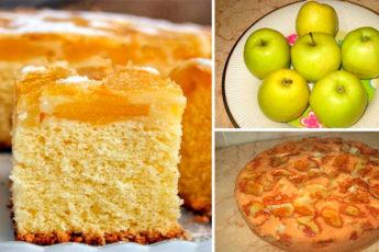 Вкуснейшая шарлотка: этот пирог просто идеальный