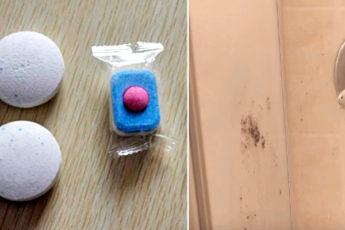 Чистота без лишних затрат с помощи всего лишь одной таблетки для посудомоечной машины