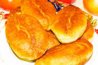 Вкусные и пышные пирожки с картошкой по бабулиному рецепту