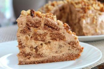 Торт «Несквик»