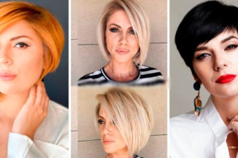 Омолаживающие стрижки для женщин старше 40 лет (+30 фото)